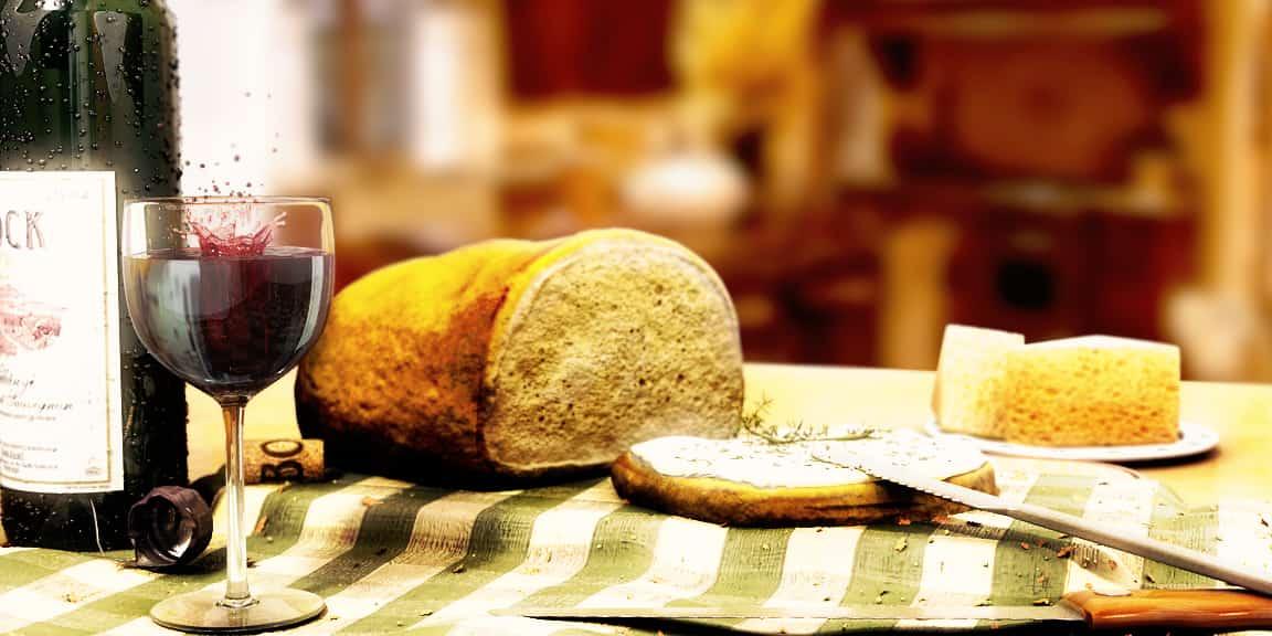 Сочетание вина и сыра