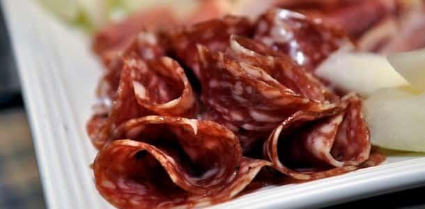 Итальянская салями