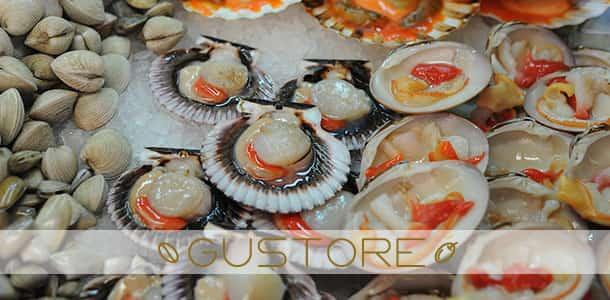 Купить морепродукты
