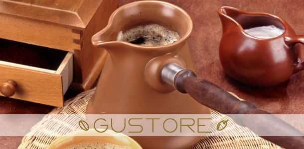 как заварить молотый кофе в турке